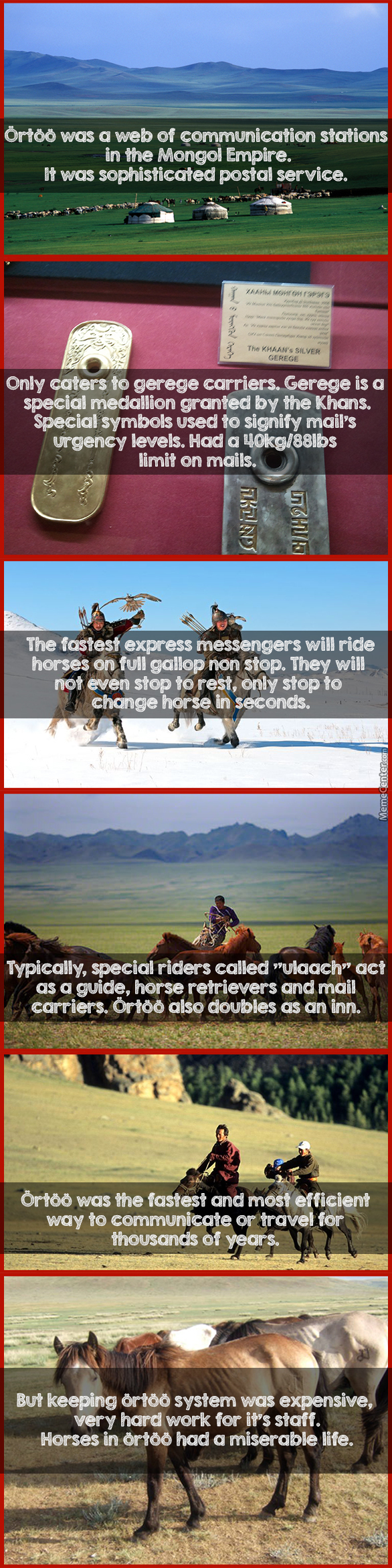 #24 Communication In The Mongol Empire