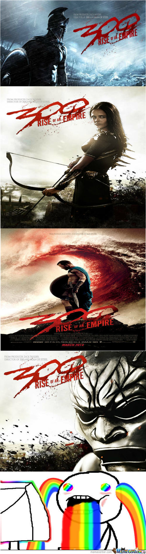 300 Rise Of An Empire March 2014 F**c I Con't Wait