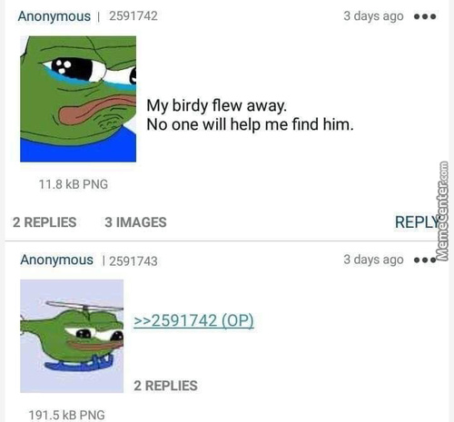 4Chan Being Wholesome
