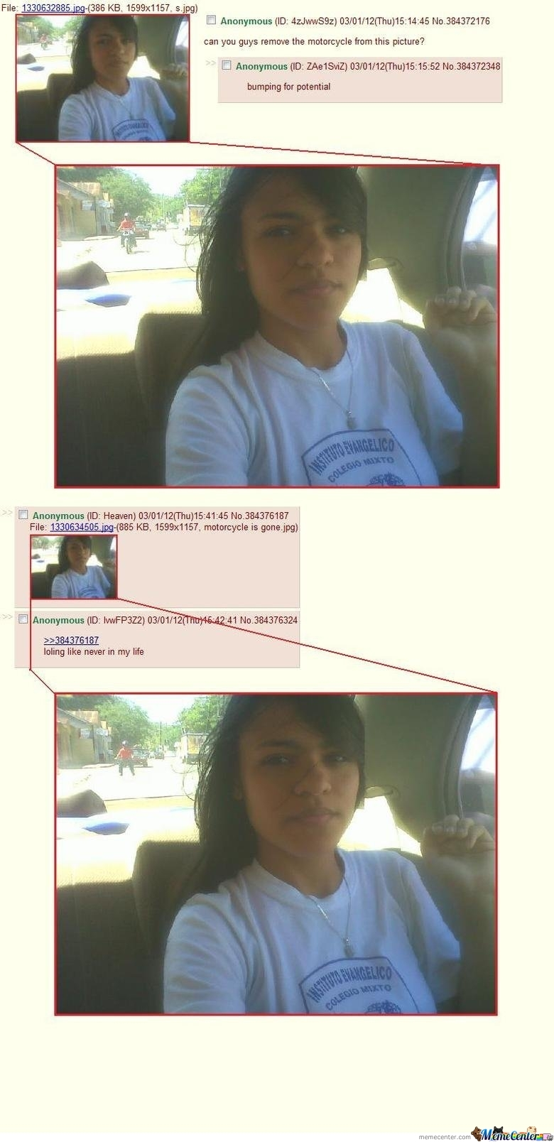 4Chan Photoshop Masters
