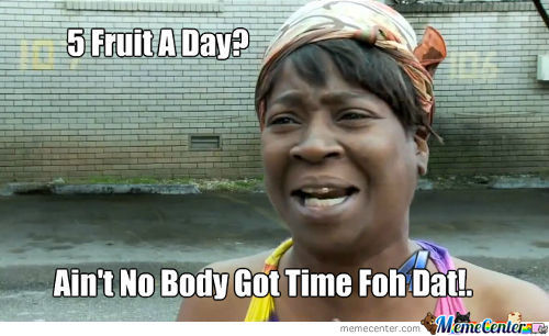 5 A Day?