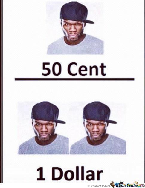 50 cent_o_659863 50 cent by kankoor meme center,50 Cent Meme