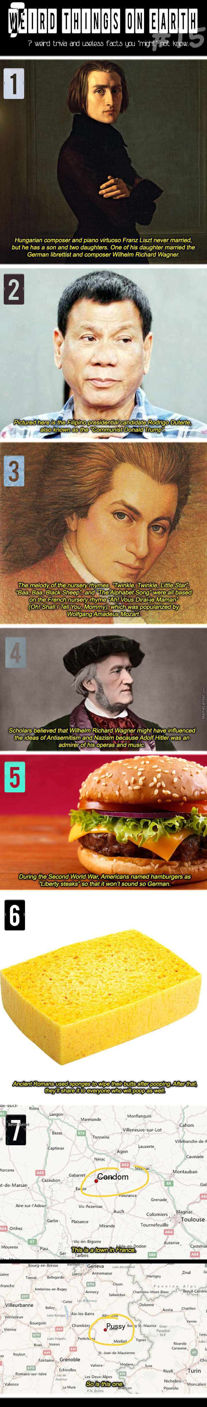 7 Weird Things On Earth #15