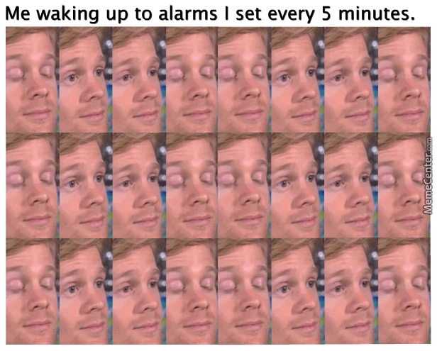 8 Hours Of Interrupted Sleep