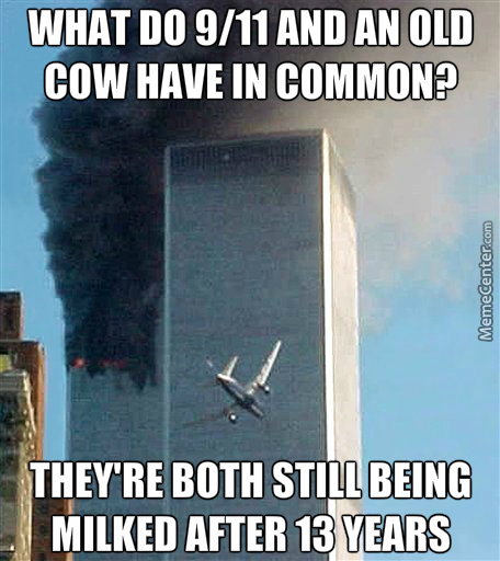9/11 Is November 9Th To The Rest Of The World