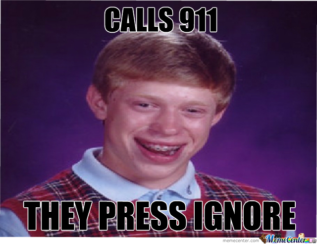 911 What's Your Emergency by wazewp - Meme Center