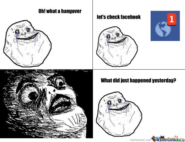 99% Forever Alone