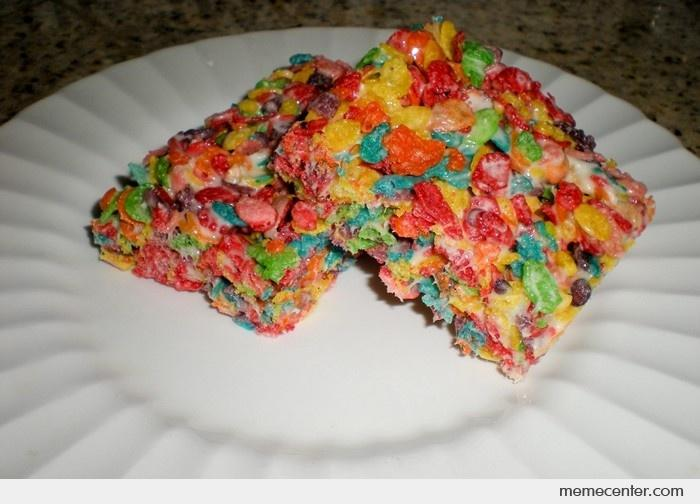 A Rice Krispie Treat is only the gateway drug to Fruity ...