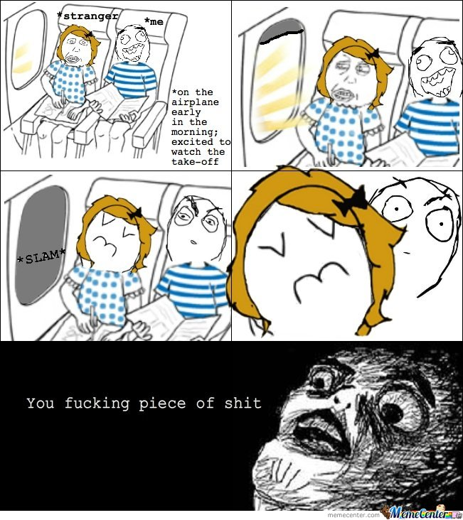 Airplane Rage