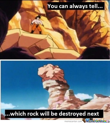 Am I the only one can realize that which rock will be destroyed next