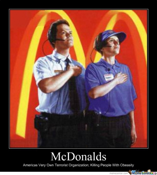 the organisational culture of mcdonalds