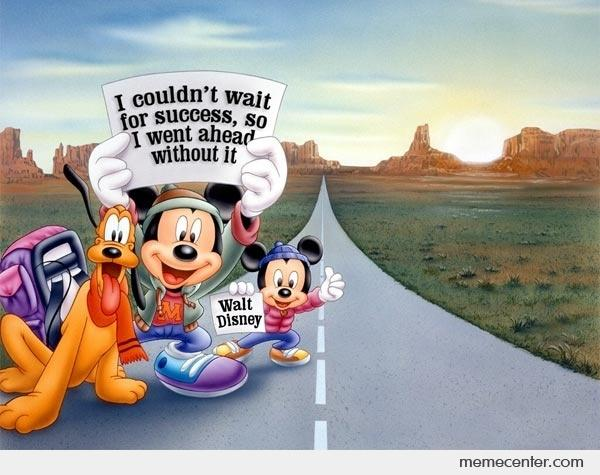 An Awesome Quote By Walt Disney