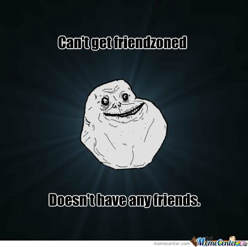 Anti-Friendzone