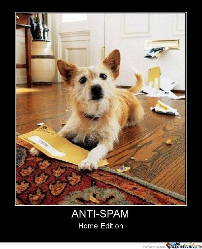 Anti-spam Home Edition