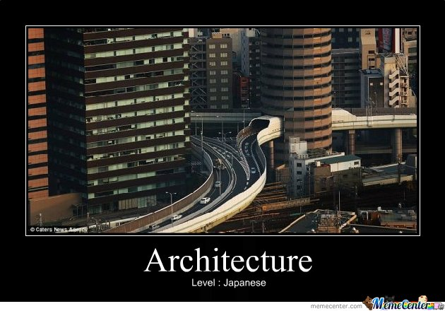 Architecture Level : Japanese