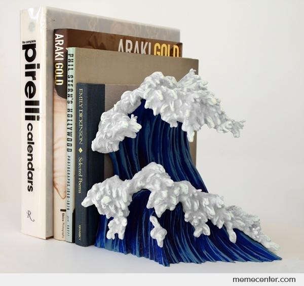 Awesome Bookend