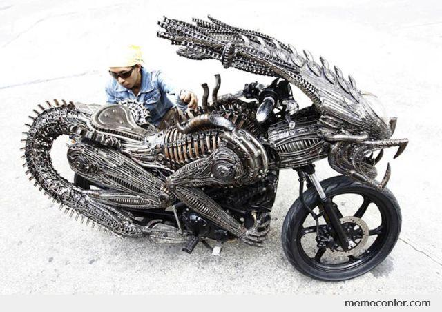 Awesome Motorcycle Mod