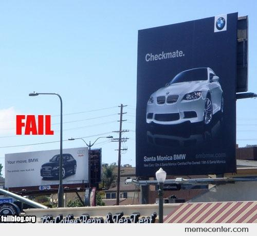 Bmw Owned >> Bmw Owned Audi By Ben Meme Center