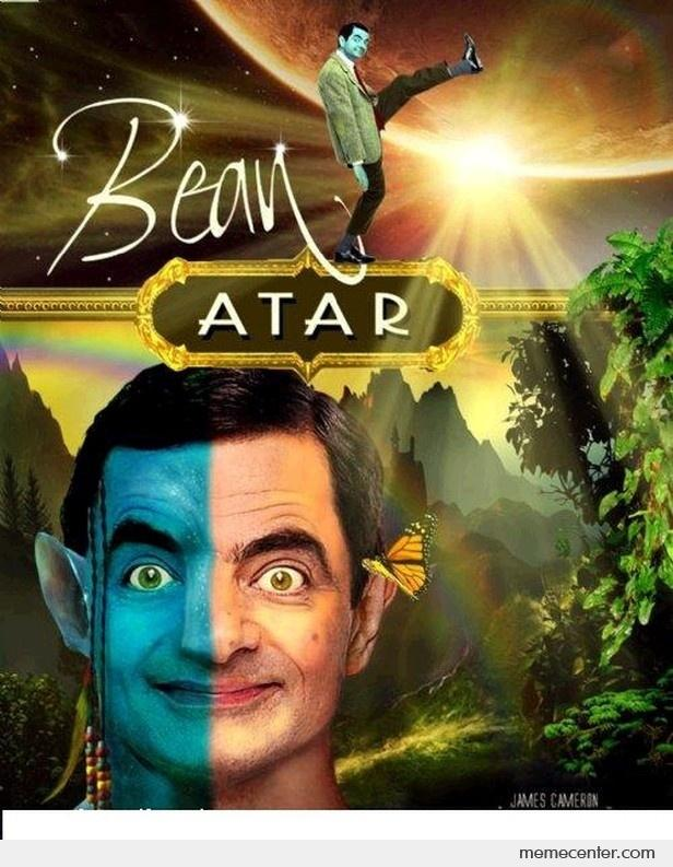 Bean Avatar By Ben Meme Center