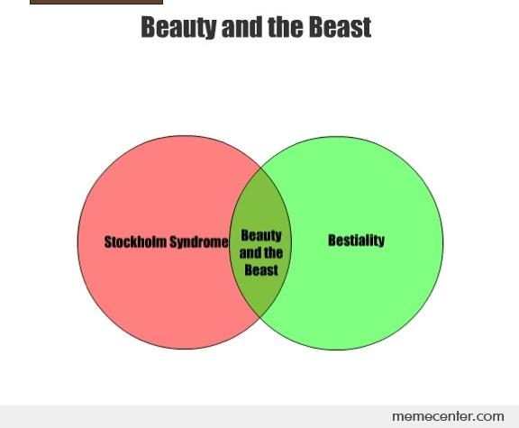 Beauty and the Beast_o_31704 beauty and the beast by ben meme center