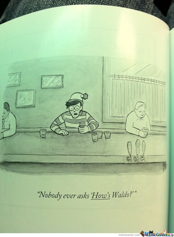 Best New Yorker comic ever!