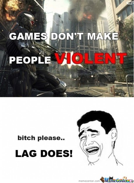 Game Don't Make People Violent