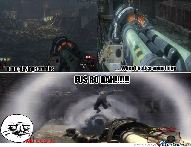 Black Ops Zombies Epiphany