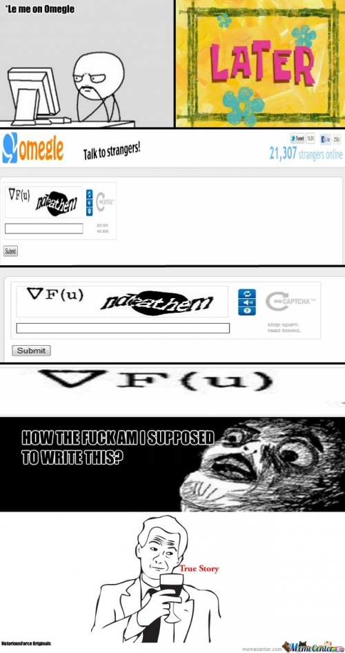 Captcha Memes. Best Collection of Funny Captcha Pictures