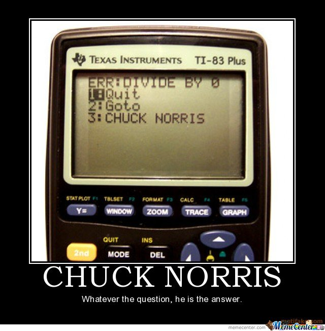 Chuck The Answer