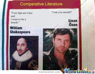 Comparative Literature