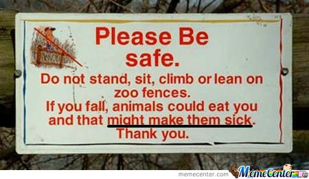 Funny Zoo Memes : Concerned zoo keeper by ha chuun meme center