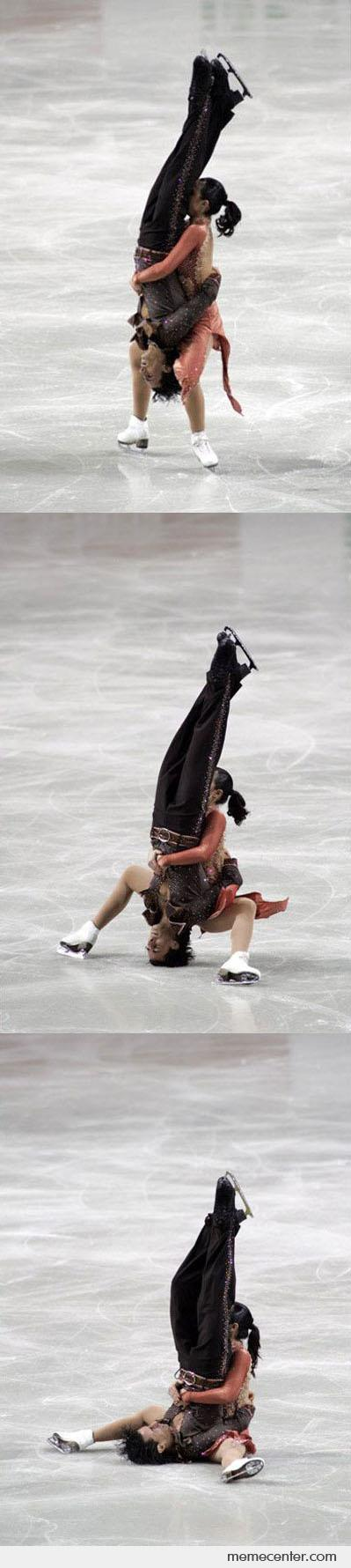 Consequences of feminism in figure skating.
