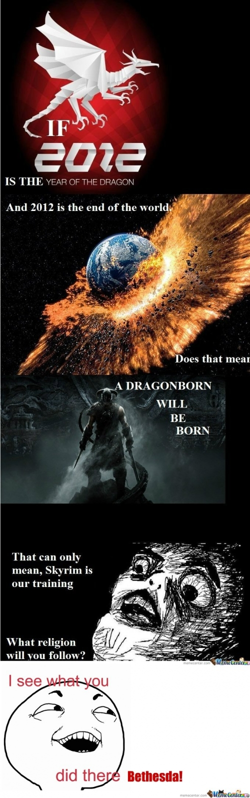 DRAGON BORN 2012! :O