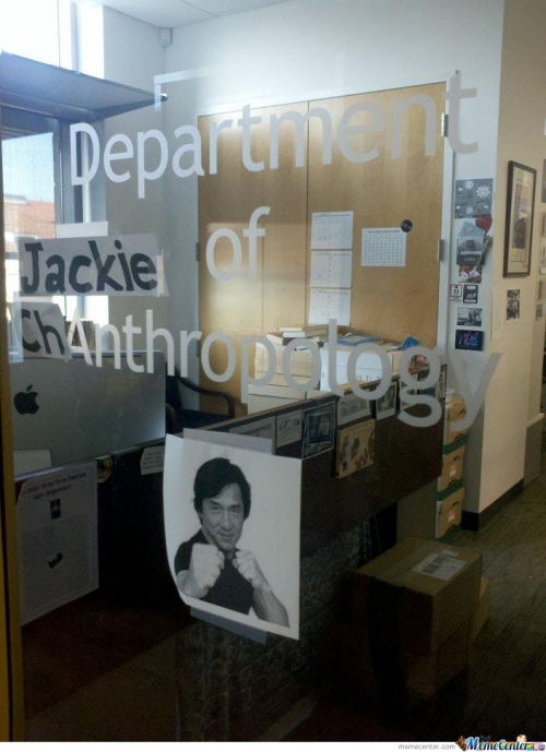 Department of Jackie Chan