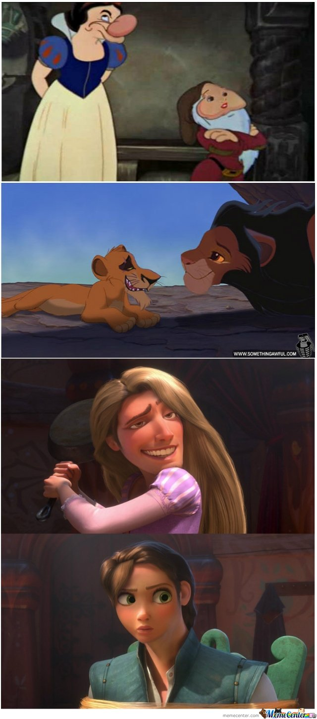 Disney Face swapping