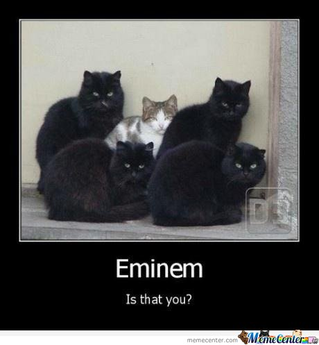 Eminem , is that you?