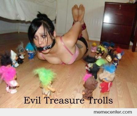 Download  sc 1 st  Meme Center & Evil Treasure Trolls by ben - Meme Center