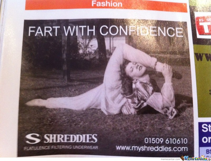 Fart with Confidence