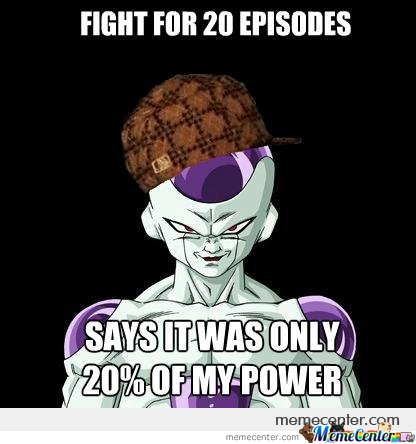 Fight for 20 ep's