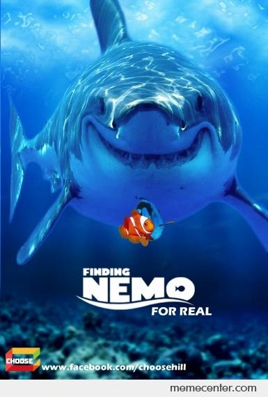 Finding Nemo .... for REAL!