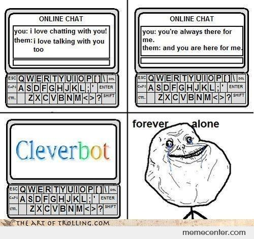 alone chat