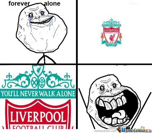 Forever liverpool