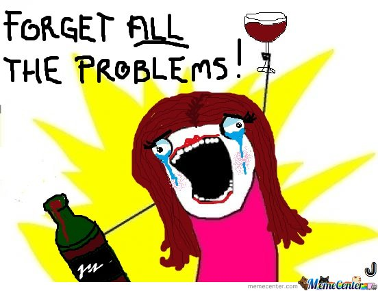 Forget All The Problems