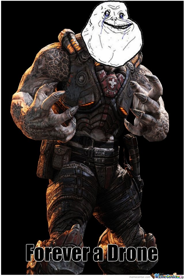 Gears Of War 3 Locust By Sufication Meme Center