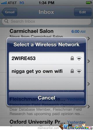 Get Your Own WiFi