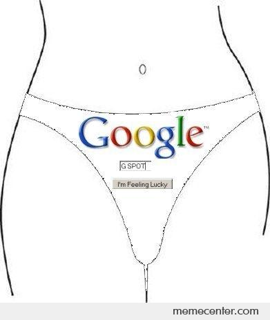 how to search g spot