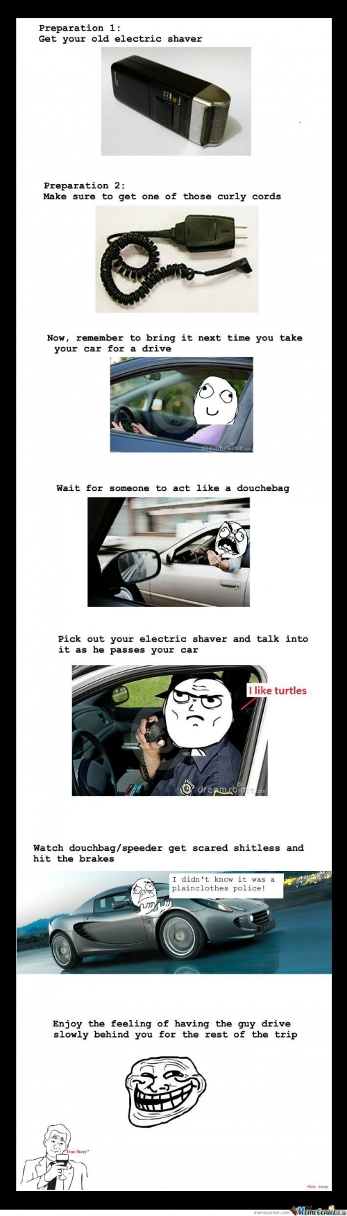 HOW TO: Troll Bad Drivers