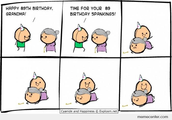 Happy 89th Birthday Grandma_o_48134 happy 89th birthday, grandma! by ben meme center