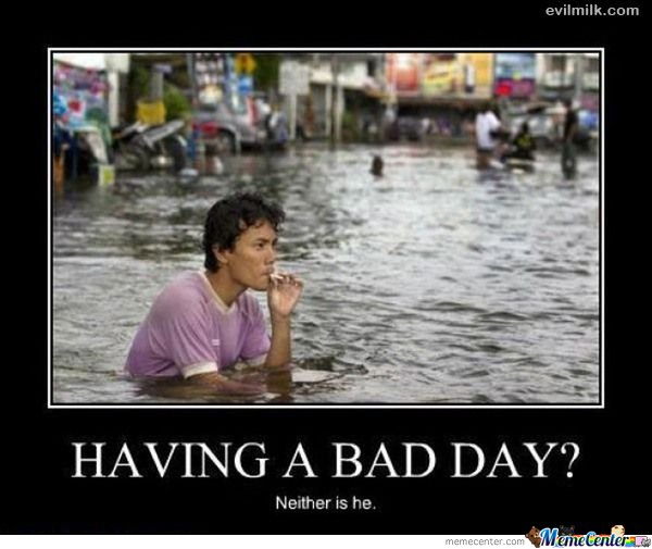 Funny Memes For Having A Bad Day : Having a bad day by purdle meme center