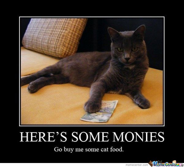 Here is Some Monies